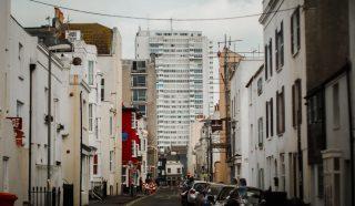 uk cityscape