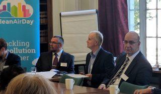 Airtopia & Global Action Plan IAQ round table