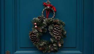 christmas wreath - airtopia decorations